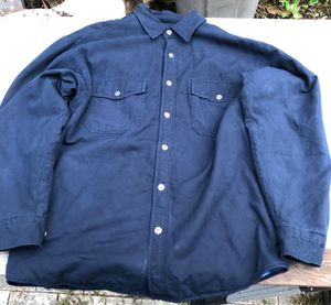 Levi's button down play jean jacket shirt for Sale in West Palm Beach, FL