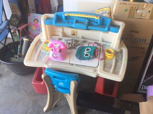 Kids Work table and chair for Sale in Greensboro, NC