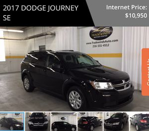2017 Dodge Journey for Sale in Cleveland, OH