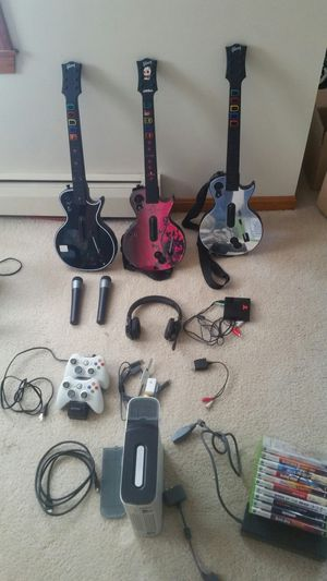 Xbox 360 MoDDED +39 games and more for Sale in Yalesville, CT