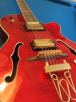 Dean Semi Hollow Electric Guitar for Sale in Sun City,  AZ