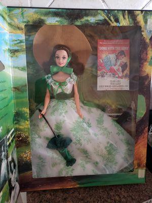 Scarlett O Hara Barbie for Sale in Miramar, FL