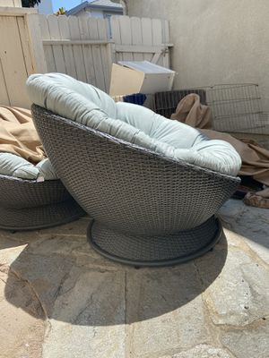 Patio chairs for Sale in Gardena, CA