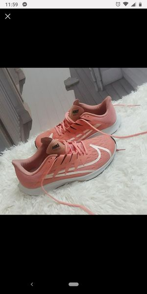 Pink Nike Rival Fly Zoom Running Shoes Lightweight Aerodynamics Great for morning jogs, casual walks, or running New, without box for Sale in Santa Ana, CA