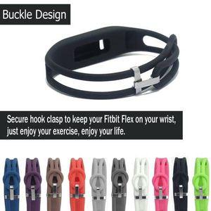 Fitbit FLEX Wireless Activity Fitness Sleep Tracker + Wristband Black Blue Grey for Sale in Alexandria, VA