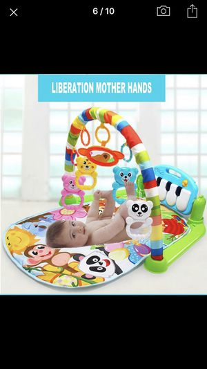 Baby Music Play Mat for Sale in Mount Vernon, NY