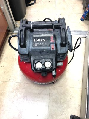 Porter cable c2002 compressor for Sale in Hollywood, FL