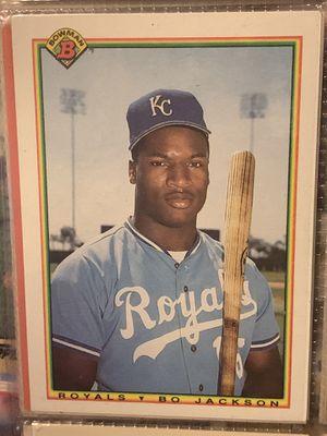 Bo Jackson Baseball Cards for Sale in Boston, MA