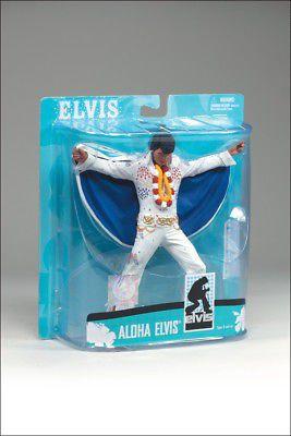 Elvis Presley Hawaii Aloha Action Figure 1973 McFarlane Toys for Sale in Garner, NC