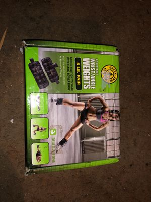 Gold's Gym Weights for Sale in Laveen Village, AZ