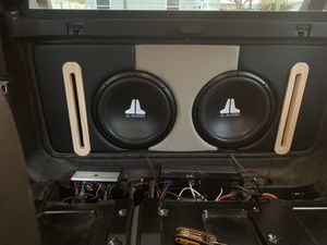 "JL audio subwoofers speakers 15"" for Chevy avalanche for Sale in Dundee, FL"