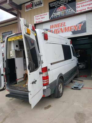 Mercedes Benz sprinter parts for Sale in Houston, TX