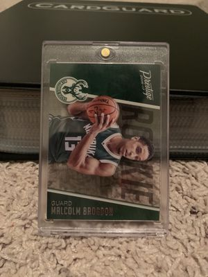 NBA Malcom Brogdon Rookie Card (Prestige) for Sale in Stockton, CA