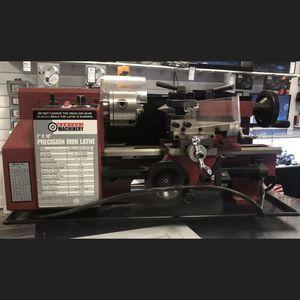 CENTRAL MACHINERY LATHE MACHINE - 93212 - for Sale in Manassas, VA