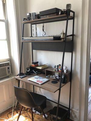 Modern Ladder Shelf Desk for Sale in New York, NY