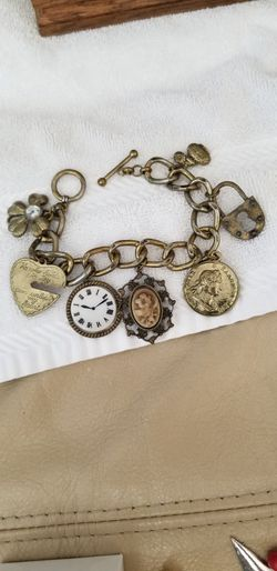 Vintage OLD Charm Bracelet for Sale in Coronado,  CA