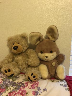 2 teddy bears for Sale in Austin, TX