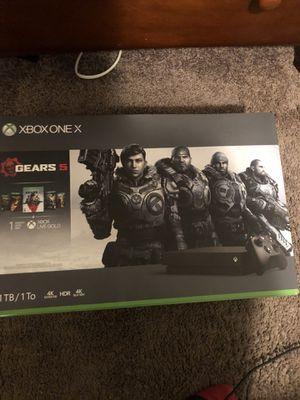 Xbox One X 1TB for Sale in Powder Springs, GA