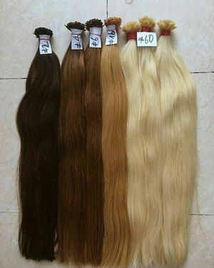 Pure Remy Cuticle Hairs, Custom extensions any color , weight, type.. for Sale in Washington, DC