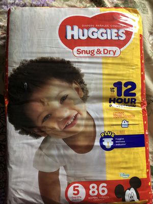 Huggies diapers for Sale in Baltimore, MD