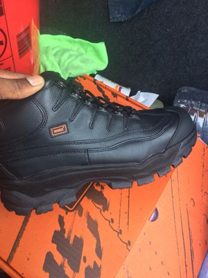 Work boots size 12 for Sale in Dallas, TX