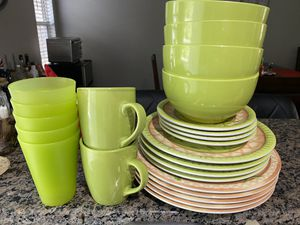Beautiful dinnerware set. for Sale in Centreville, VA