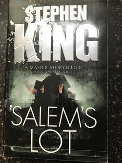 'Salem's Lot by Stephen King for Sale in Aurora,  CO