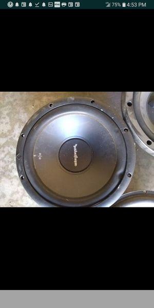 Fosgate R2 12 inch sub for Sale in Whittier, CA