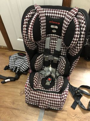 Diono car seat + booster for Sale in Virginia Beach, VA