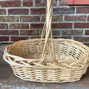 Wicker Basket for Sale in Wynnewood, PA