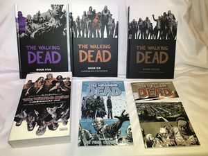 The Walking Dead Books Compendium One and More for Sale in Fairfield, CA