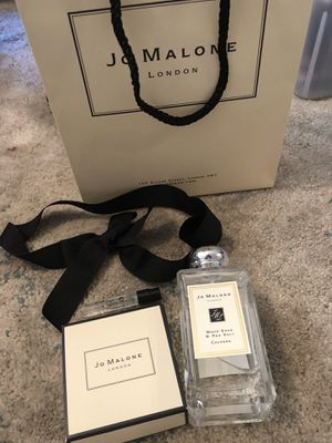 $155 JO MALONE wood sage sea salt perfume cologne with bag and gift SAKS for Sale in San Diego, CA