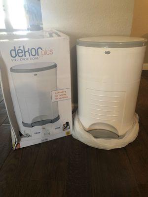 New! Dekor Plus Diaper Pail for Sale in Glendale, AZ