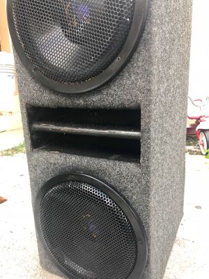 Subwoofer for Sale in Tampa, FL