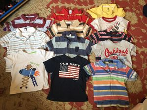Baby boy clothes 3T for Sale in Fairfax, VA