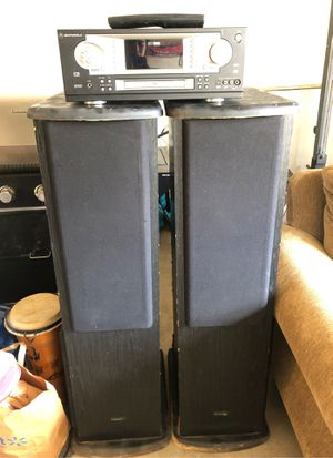 Techwood Sound System for Sale in Austin, TX