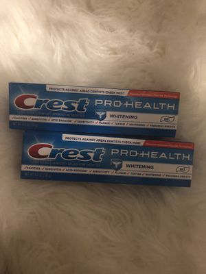 Crest Pro-Health Whitening for Sale in Tampa, FL