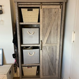 Better Homes & Garden Storage Cabinet for Sale in Brooklyn, NY