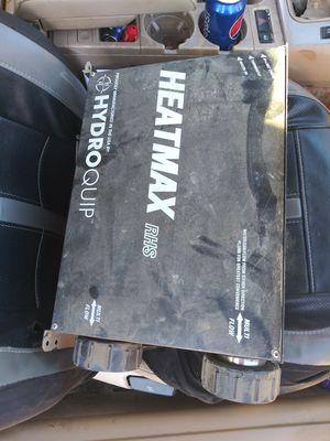 Heatmax hydroquip for Sale in Turlock, CA