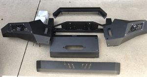 Jeep Wrangler Jk 07-18 Front bumper for Sale in Riverside, CA