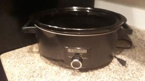 Black + Decker Crock Pot for Sale in Chandler, AZ