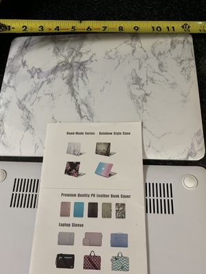 "Cover laptop. Nueva. Disponible 12.5 "" for Sale in Hialeah, FL"