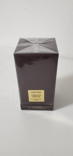 Tom Ford Tobacco Vanille 8.4 oz Eau de Parfum Decanter for Sale in Redmond, WA