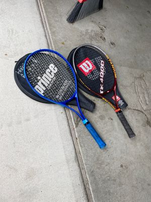 Tennis Rackets for Sale in Oceanside, CA
