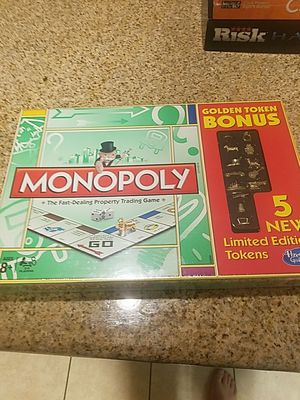 Still sealed monopoly game for Sale in Hyattsville, MD