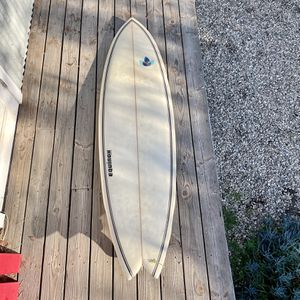 Surfboard 6.8' fish for Sale in Los Angeles, CA
