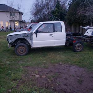 mazda b2600 4x4 parts truck for Sale in Carbonado, WA