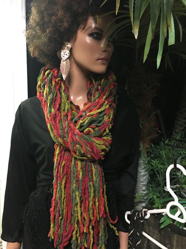 Infinite scarf