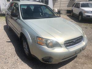 2005 Subaru Legacy outback 2.5l for Sale in Elizabeth, NJ