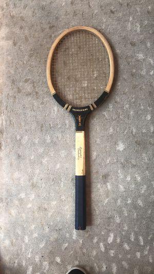 Thunderbird Tennis Racket for Sale in Barrington, IL